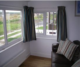 Self Catering at Morlais Poppit Sands Pembrokeshire